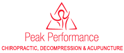 Peak Performance Chiropractic, Decompression & Acupuncture